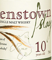 Ellenstown Islay 10yr old single malt